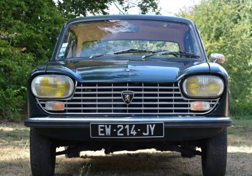 Peugeot 204 -  Berline (Série 2)