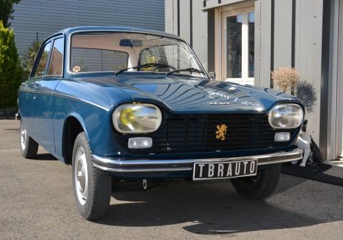 Peugeot 204 -  Berline (Série 3)
