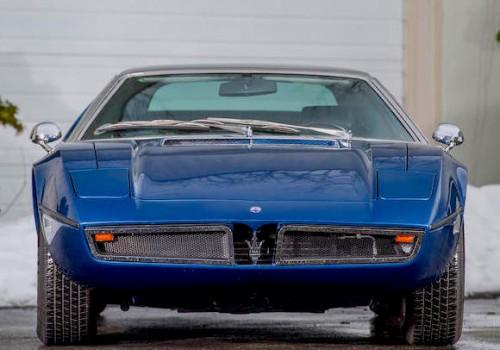Maserati Bora -  4.9