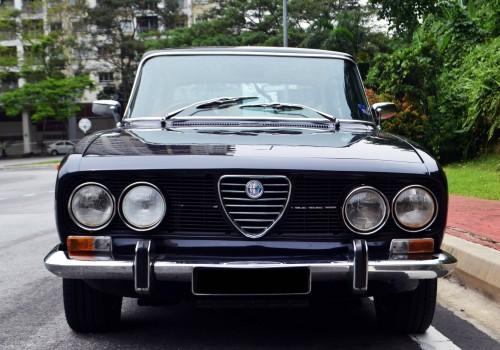 Alfa Romeo 2000 Berlina (105)