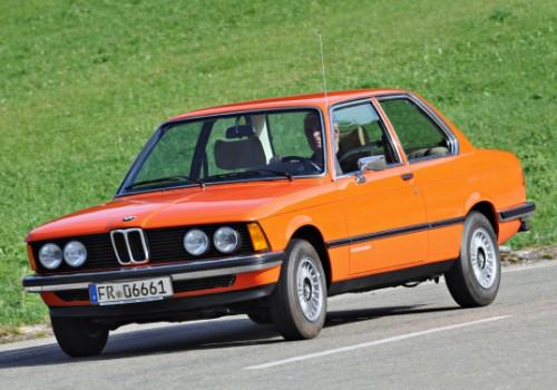 BMW Série 3 (E21) -  318i
