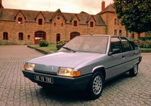 Citroën BX -  19 TRD (Phase I)