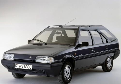Citroën BX -  Evasion 4x4