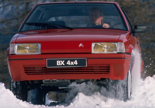 Citroën BX -  4x4