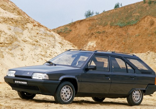 Citroën BX -  Evasion 19 TRI