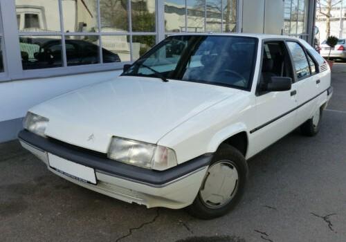Citroën BX -  19 TRD (Phase II)