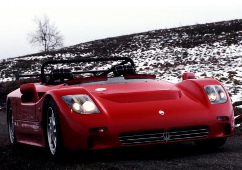 Maserati Barchetta -  Stradale