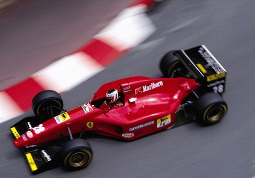 Ferrari 412 T1/T1B