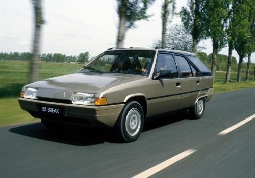 Citroën BX -  19 TRS Break (Phase I)