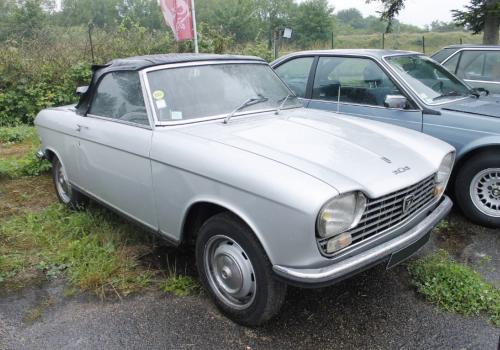Peugeot 204 -  Cabriolet (Série 1)
