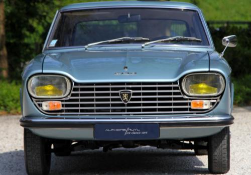 Peugeot 204 -  Coupé (Série 2)