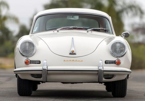 Porsche 356 B -  Coupe