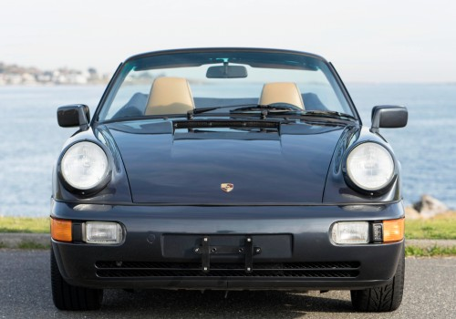 Porsche 911 (964) -  Carrera 4 Cabriolet