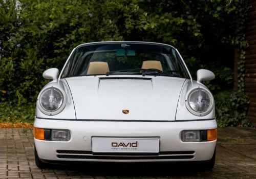 Porsche 911 (964) -  Carrera 4 Targa