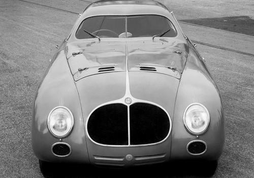 Alfa Romeo 6C 2500 -  Super Sport Le Mans Berlinetta