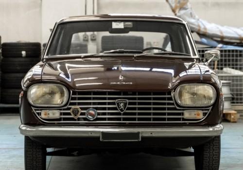 Peugeot 204 -  Coupé (Série 1)