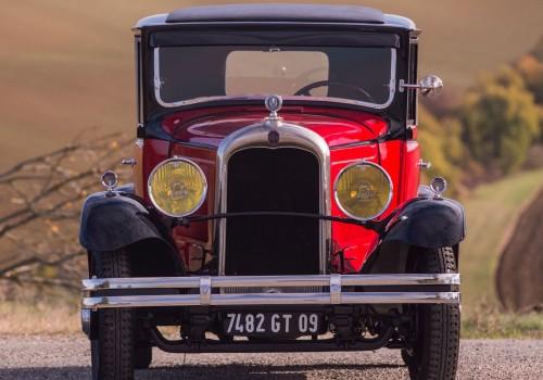 Citroën Type C4 -  G Coach