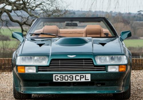 Aston Martin V8 Zagato -  Vantage Volante