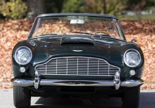 Aston Martin DB5 -  Convertible