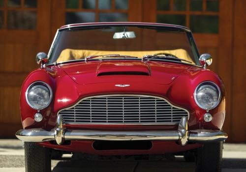 Aston Martin DB5 -  Vantage Convertible