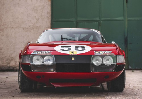 Ferrari 365 GTB/4 Daytona -  Group IV