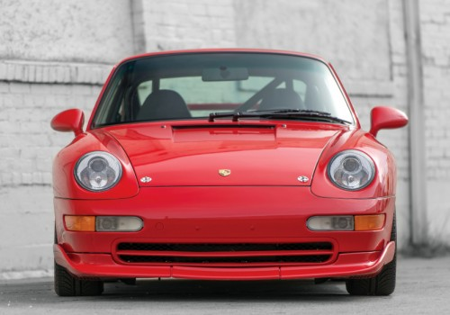 Porsche 911 (993) -  Carrera RS 3.8 ClubSport