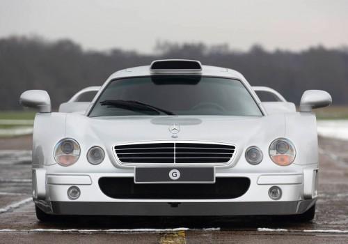 Mercedes-Benz CLK-GTR -  Coupe