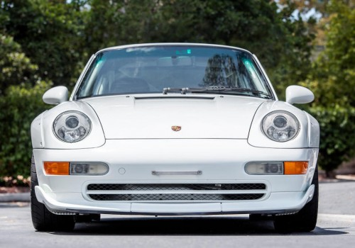 Porsche 911 (993) -  GT2 ClubSport