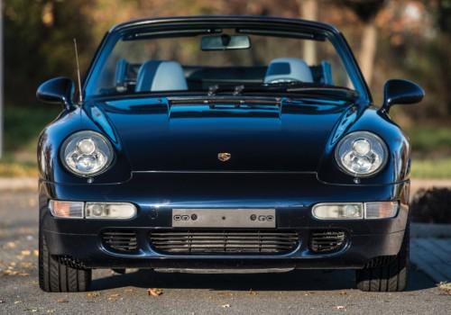 Porsche 911 (993) -  Turbo Cabriolet