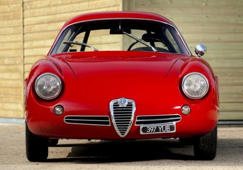 Alfa Romeo Giulietta SZ -  SZ Coda Tronca