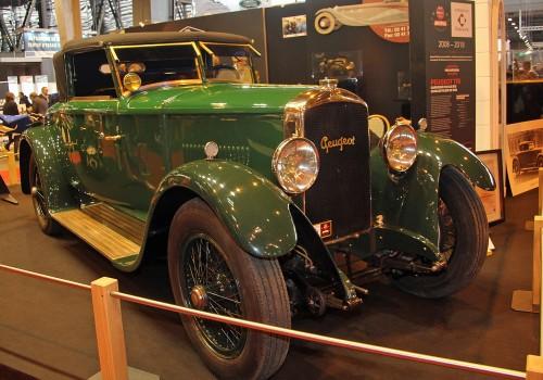 Peugeot Type 176