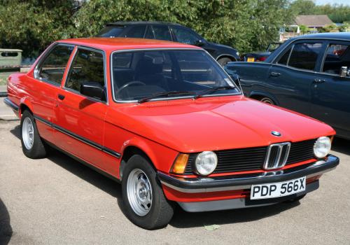 BMW Série 3 (E21) -  318