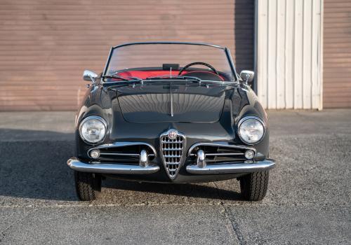 Alfa Romeo Giulietta -  Spider Veloce