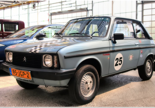Citroën LN -  A 11 RS