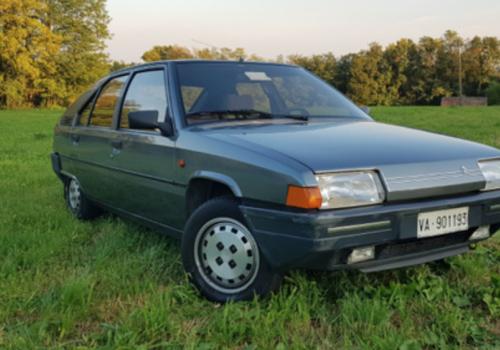 Citroën BX -  16 TRS (Phase II)