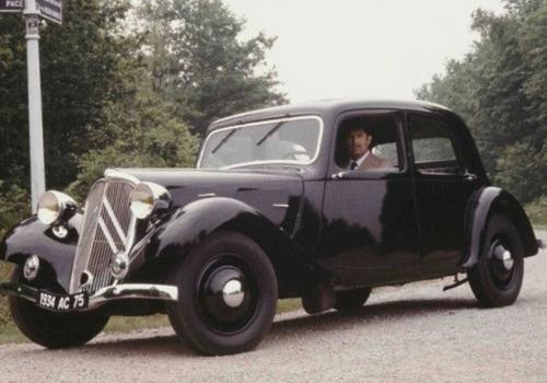 Citroën Traction Avant -  7 CV S (7S)