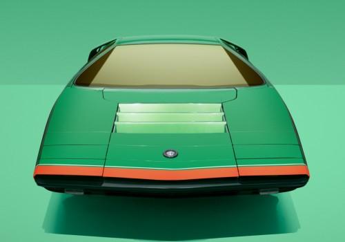 Alfa Romeo Carabo Concept