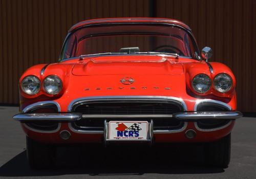 Chevrolet Corvette C1 -  C1 V8 327