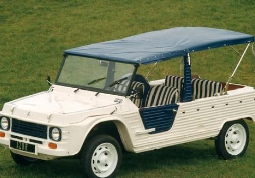 Citroën Méhari -  Edition Azur