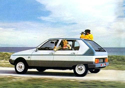 Citroën Visa -  Sextant