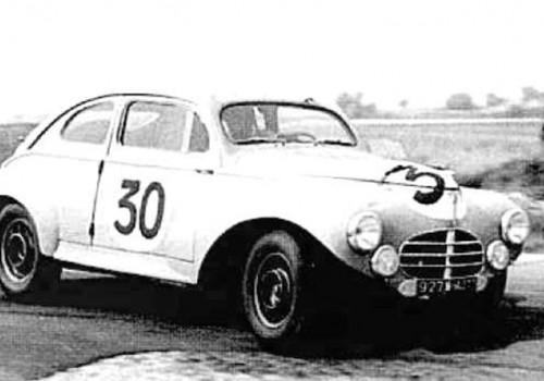 Peugeot 203 -  Constantin