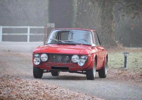 Lancia Fulvia Coupe -  HF 1600