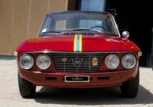 Lancia Fulvia Coupe -  HF 1.2 L