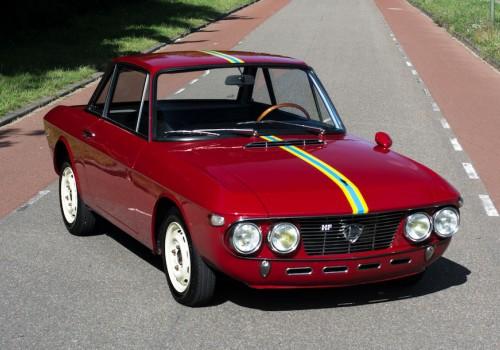 Lancia Fulvia Coupe -  HF Rallye 1.3 L