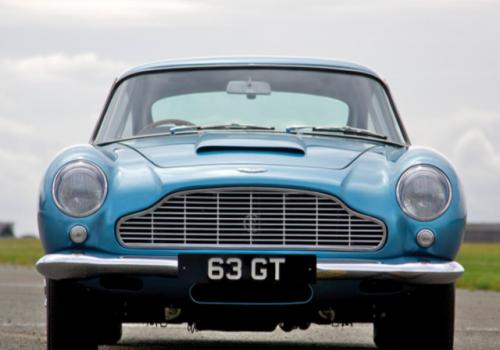 Aston Martin DB4 -  Vantage Series V