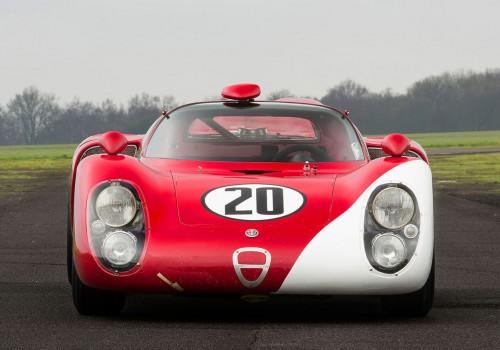 Alfa Romeo Tipo 33/2 -  Daytona
