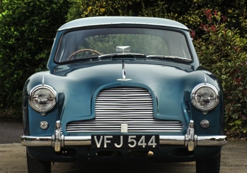 Aston Martin DB2/4 -  Mark II Fixed Head Coupe
