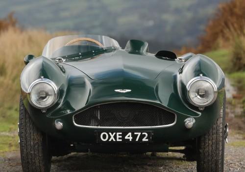 Aston Martin DB3S -  Privées