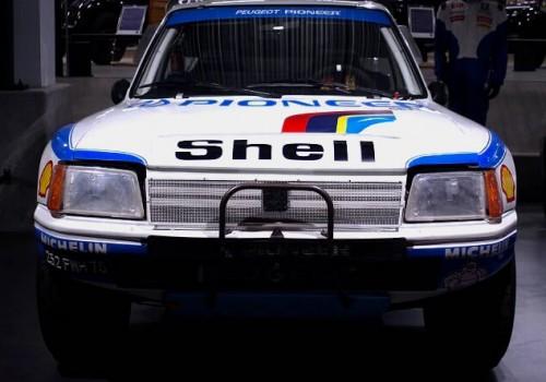 Peugeot 205 T16 -  Grand Raid