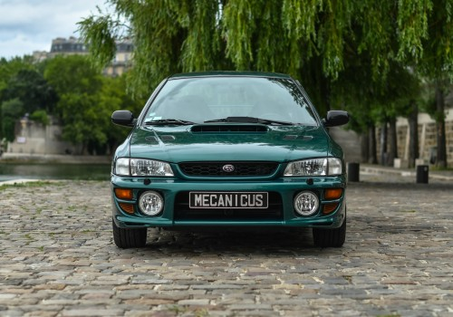 Subaru Impreza GT Turbo